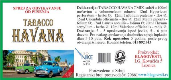 Havana100 3