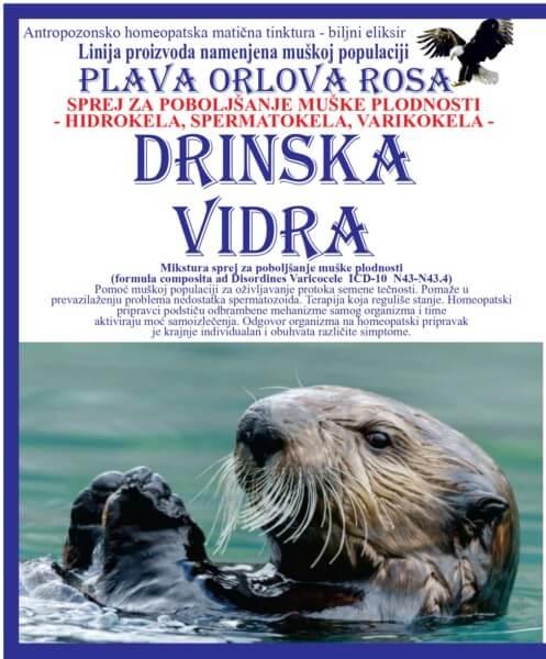 drinska vidra 100 1